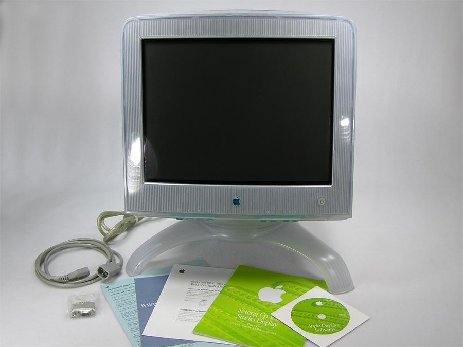Apple Studio Display 17 Crt Apple Rescue Of Denver