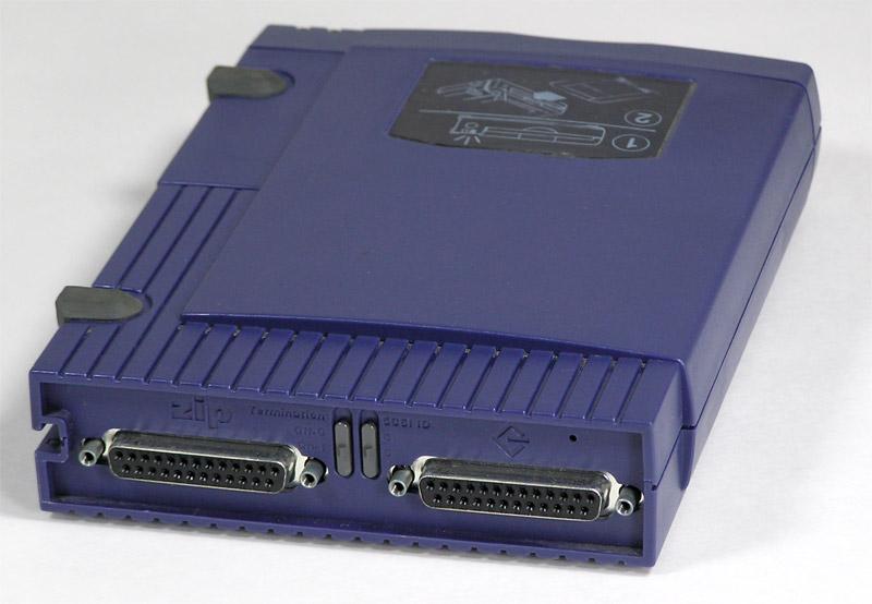 Zip Drive 100 SCSI (External) | Apple Rescue of Denver