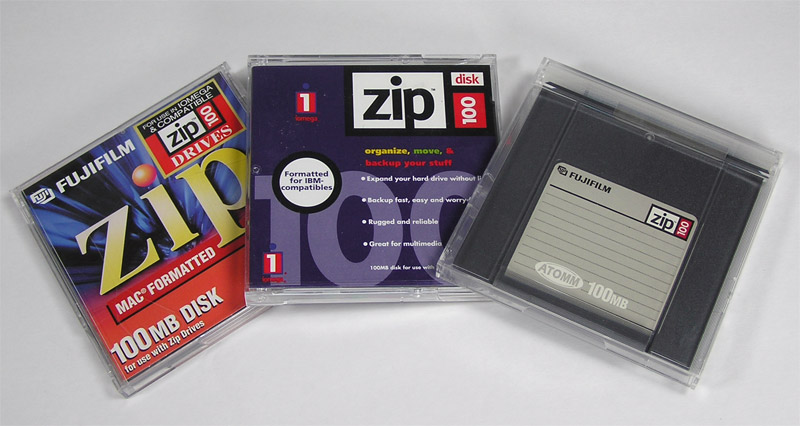 how to make a zip drive